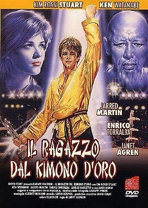 Karate Warrior 1987 15
