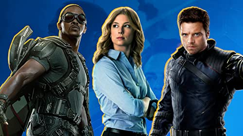 "Everything We Know About ""The Falcon and the Winter Soldier"""