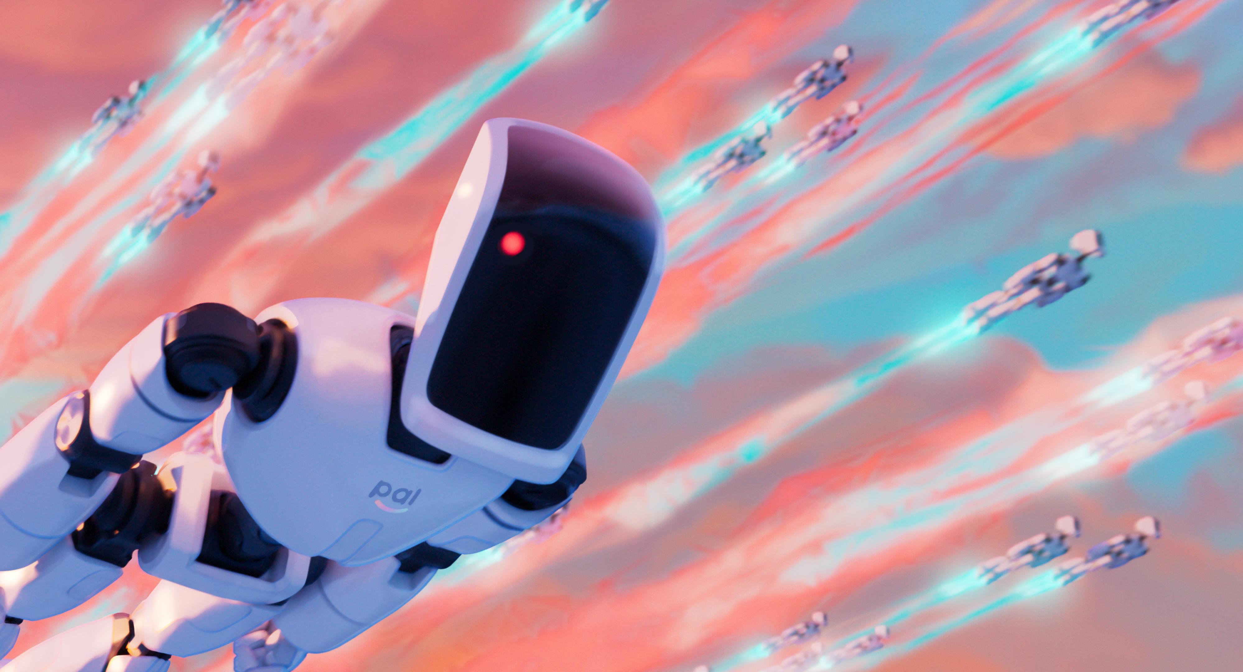 Beck Bennett in The Mitchells vs the Machines (2021)