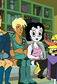 A Very Special Drawn Together After School Special Poster