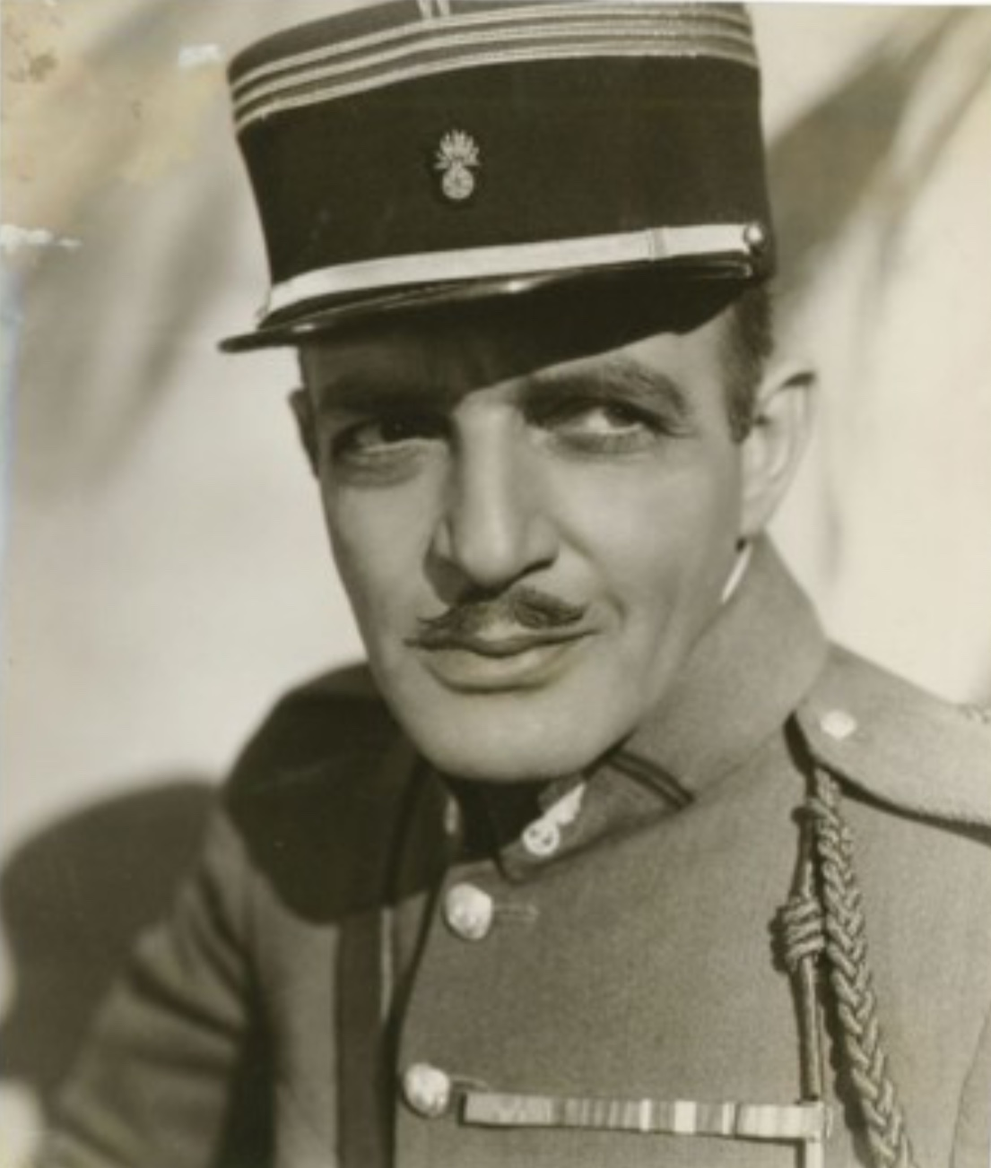 C. Henry Gordon in Renegades (1930)