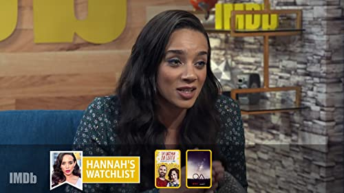 The Watchlist With Hannah John-Kamen of 'Ant-Man and the Wasp'