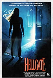 Hellgate (1989) Poster - Movie Forum, Cast, Reviews