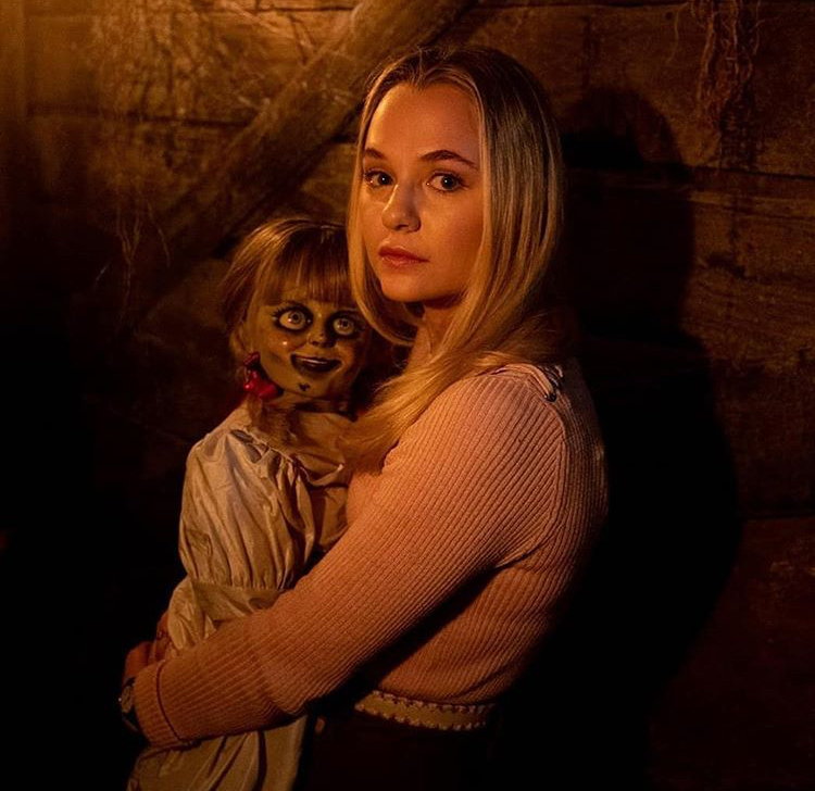 Madison Iseman in Annabelle Comes Home (2019)