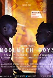 Woolwich Boys Poster