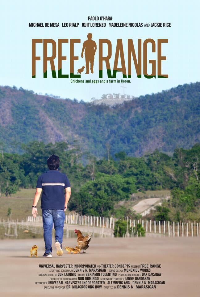 Free Range (2016)