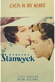 ##SITE## DOWNLOAD Ever in My Heart (1933) ONLINE PUTLOCKER FREE