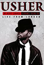 Usher OMG Tour Live at the O2