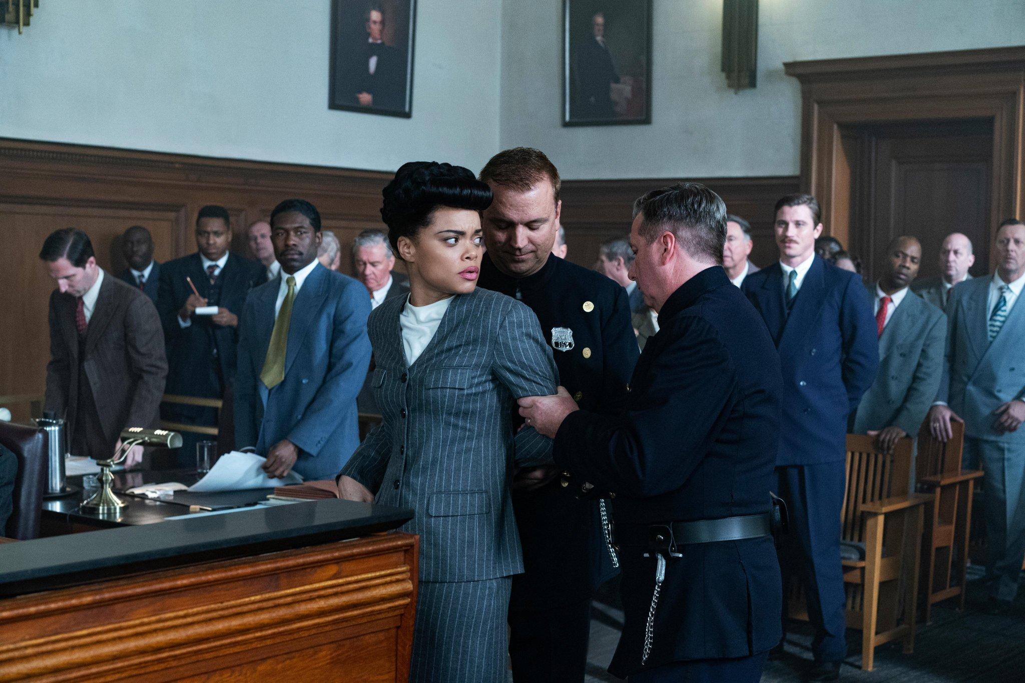 The United States vs. Billie Holiday (2021) - Photo Gallery - IMDb
