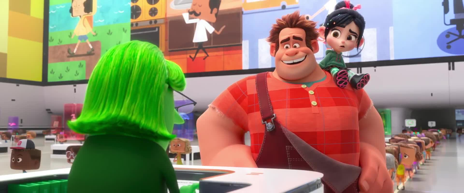 Ralph Breaks the Internet (2018) - IMDb