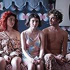 Jozef Gjura, Ludovica Francesconi, and Gaja Masciale in Sul più bello (2020)