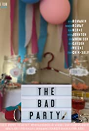 The Bad Party Poster