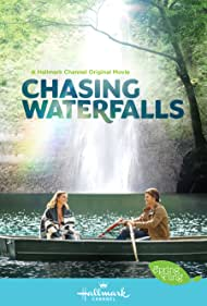 Christopher Russell and Cindy Busby in Chasing Waterfalls (2021)