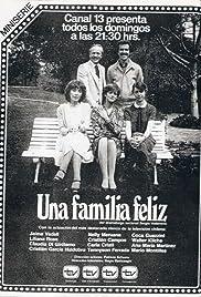 Una familia feliz Poster