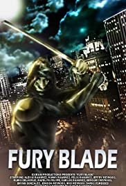 Fury Blade Poster