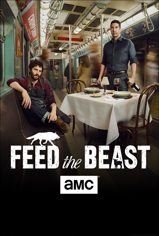Pašerk žvėrį (1 Sezonas) / Feed the Beast Season 1