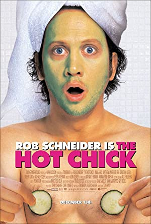 The Hot Chick poster
