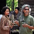 U-Wei Haji Saari, Sofia Jane, and Diana Danielle in Hanyut (2012)