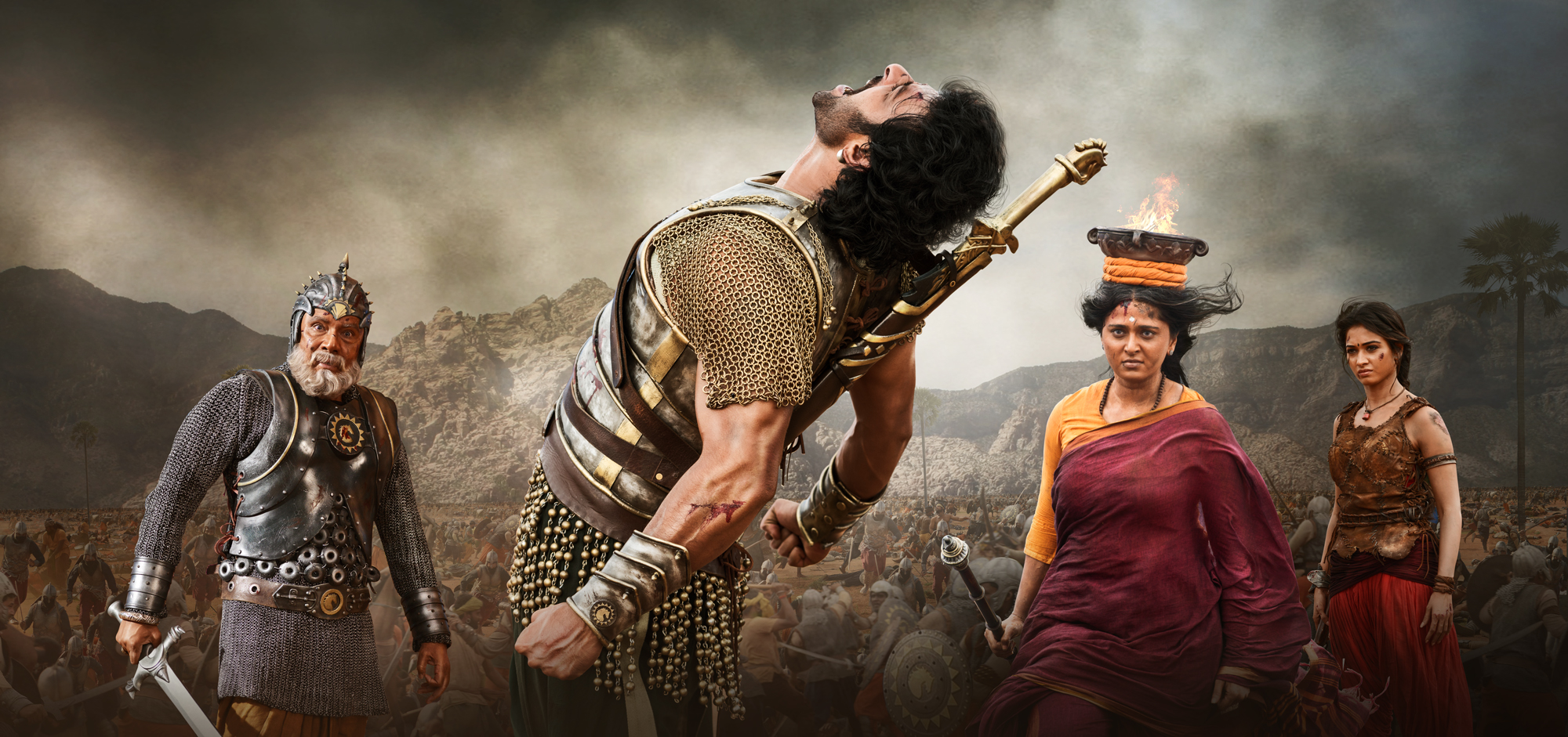 Baahubali 2: The Conclusion (2017) - Photo Gallery - IMDb