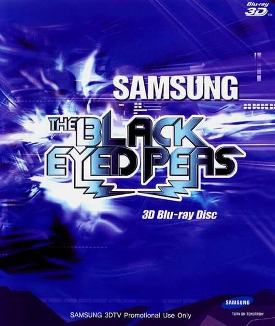دانلود زیرنویس فارسی فیلم Black Eyed Peas 3D: Live