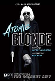 Atomic Blonde: Fight Like a Girl Poster