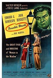 Scarlet Street Poster