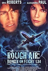 Primary photo for Rough Air: Danger on Flight 534
