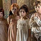 Caroline Grant, Céleste Carrale, Tristan Farge, and Justine Morin in Les malheurs de Sophie (2016)