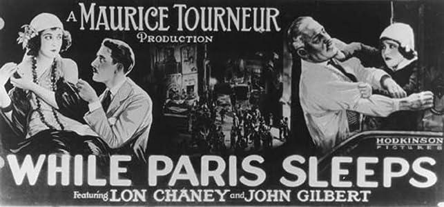 While Paris Sleeps USA