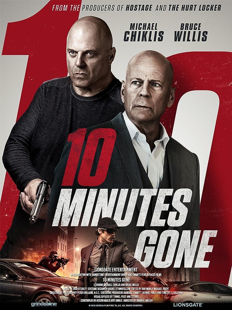 10 Minutes Gone (2019) English 300MB HDRip ESub Download