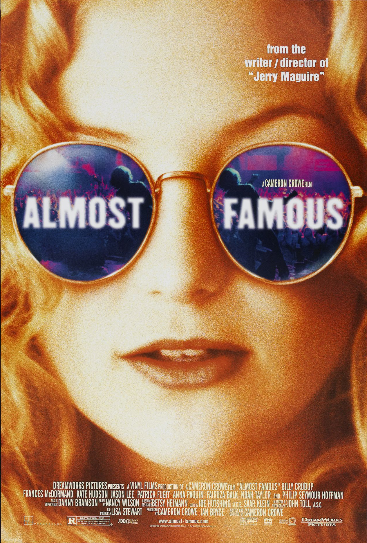 Almost Famous (2000) BluRay 480p, 720p & 1080p