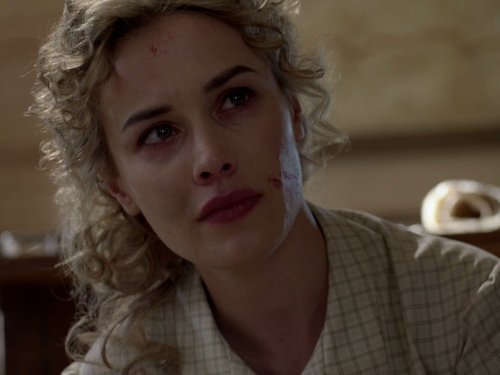 Dominique McElligott in Hell on Wheels (2011)