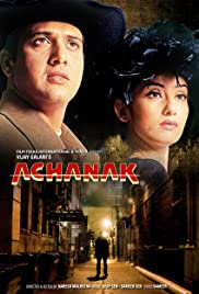 Achanak Poster