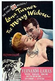 Lana Turner and Fernando Lamas in The Merry Widow (1952)