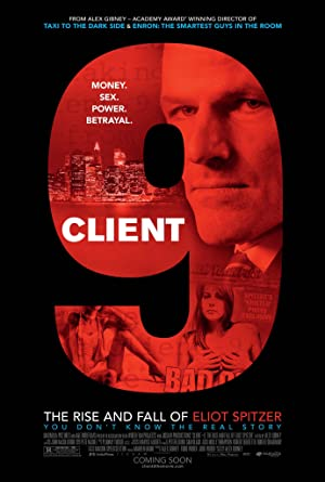 Where to stream Client 9: The Rise and Fall of Eliot Spitzer