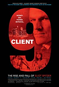 Primary photo for Client 9: The Rise and Fall of Eliot Spitzer