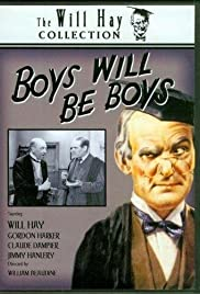 Boys Will Be Boys Poster