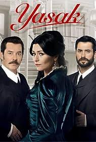 Fikret Kuskan, Deniz Çakir, and Burak Yamantürk in Yasak (2014)