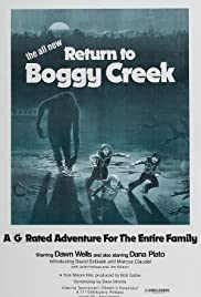 Return to Boggy Creek(1977) Poster - Movie Forum, Cast, Reviews