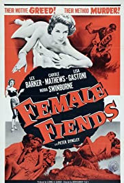 Female Fiends Poster