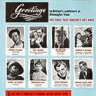 Dirk Bogarde, Peter Finch, Stanley Baker, Peggy Cummins, John Gregson, Hardy Krüger, Barbara Murray, and Tony Wright in Across the Bridge (1957)