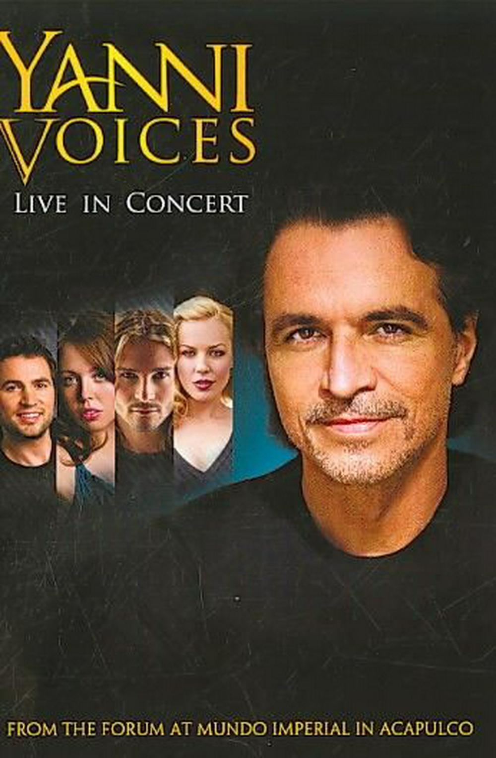 Yanni: Voices - Live from the Forum in Acapulco (2009) - IMDb