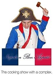 Napoleon Bon Appétit Poster