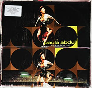 Paula Abdul: My Love Is for Real by none