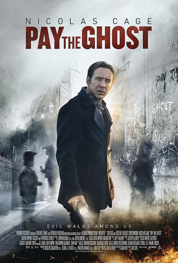 Pay The Ghost (2015) คืนหนี้ ผีพยาบาท
