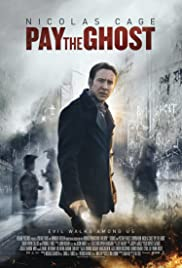 Pay the Ghost Poster