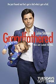 John Stamos, Layla Golfieri, and Emelia Golfieri in Grandfathered (2015)