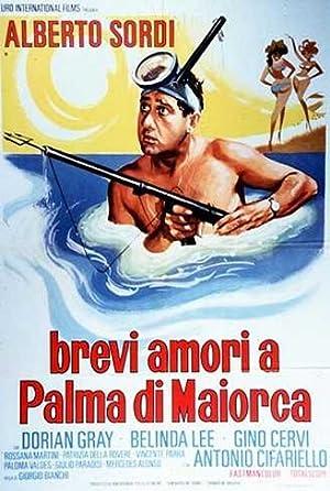 poster Brevi amori a Palma di Majorca