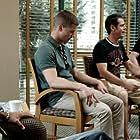 C. Thomas Howell, Michael Cudlitz, and Ben McKenzie in Southland (2009)