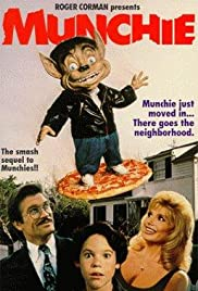 Munchie (1992) Poster - Movie Forum, Cast, Reviews